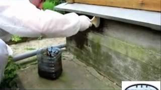 видео Для чего нужна битумная полимерная мастика для гидроизоляции