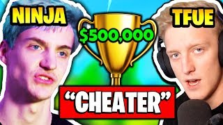 NINJA & FaZe TFUE ACCUSE TOURNAMENT WINNER OF CHEATING | Fortnite Daily Funny Moments Ep.139