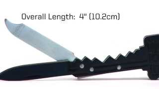SOG Double Key Knife - Folding Knife