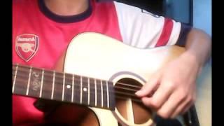 tuyệt tình ca-guitar cover