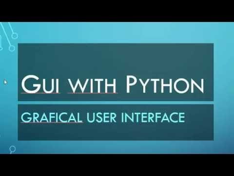 015 GUI with Python: a Scrollbar for the Listbox-Widget