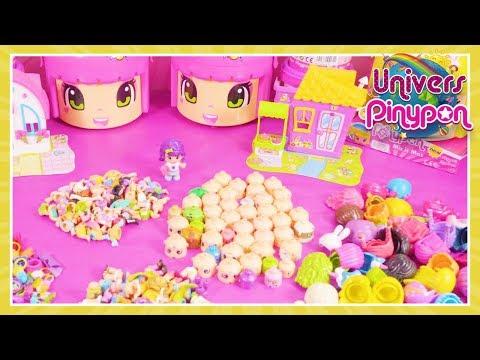 C'est la folie Mix is Max: on s'amuse avec TOUS les jouets Pinypon !