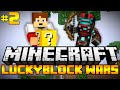 Minecraft Lucky Block Wars   ?eský Let's Play #2 w/ Vendali [Porty]