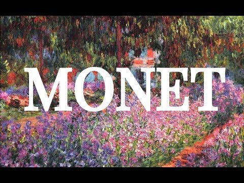 650+ Greatest Monet Paintings (HD 1080p) Claude Monet Impressionist Silent Slideshow & Screensaver