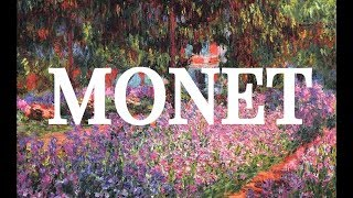 650+ Greatest Monet Paintings (HD 1080p) Claude Monet Impressionist Silent Slideshow & Screensaver thumbnail