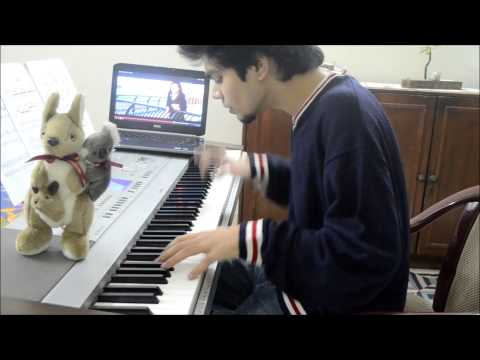 Kal Ho Na Ho - INCREDIBLE PIANO COVER