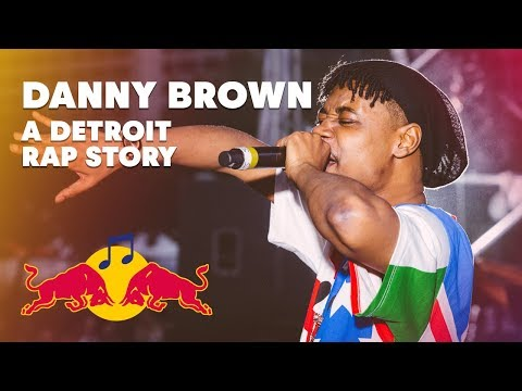 Danny Brown (RBMA UK Tour Glasgow 2015 Lecture)