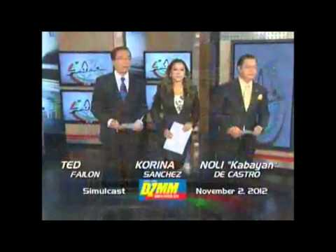 Riyadh Blast headlines TV Patrol Nov 2 2012