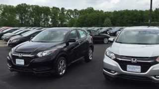 2016 Honda HR-V Comparison