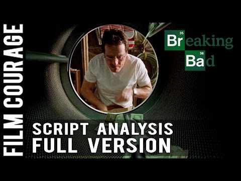 BREAKING BAD Script Analysis - Pilot Episode - FULL VERSION