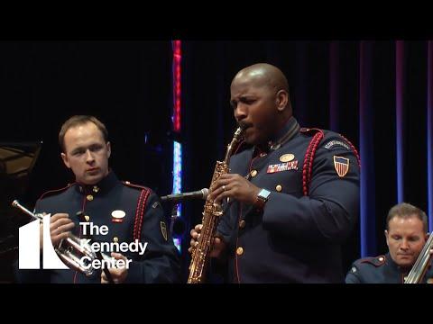 The United States Coast Guard Dixieland Jazz Band - Millennium Stage (November 11, 2017)