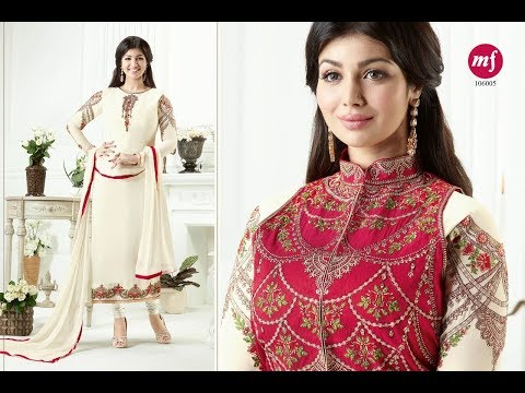 Latest Indian Dresses Collections 2017 || MF Fashion ||  AYESHA TAKIA MF PAKIZA SUITS
