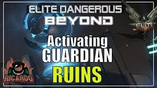 Elite: Dangerous How to Activate the Guardian Base