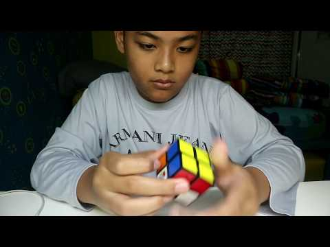 Rubiks 2x2 Example Solves