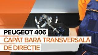 Cum se inlocuiesc capăt bară transversală de direcție pe PEUGEOT 406 TUTORIAL | AUTODOC