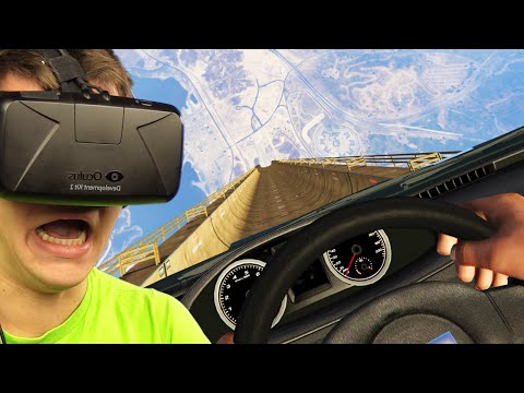VIRTUAL REALITY GTA 5 MODS! (GTA 5 Funny...