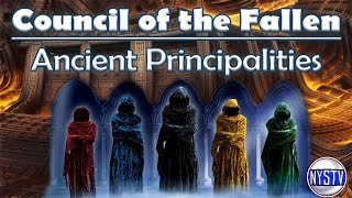 Council of the Fallen - Ancient principalities  w/ Ali Siadatan