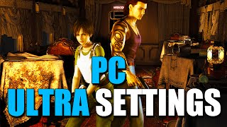Resident Evil 0 HD Remaster 35 Minutes of PC Gameplay Ultra Settings