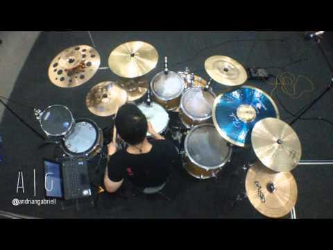 Andrian Gabriel - Ello Masih Ada ( Drum Cover )