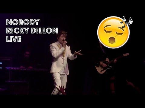 Nobody (Ricky Dillon) LIVE | Alive Gold Tour