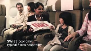 SWISS, the airline of Switzerland | SWISS