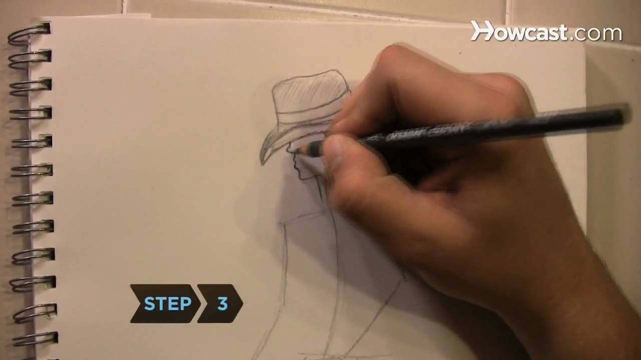 bba31ebd1b1 How to Draw Michael Jackson - YouTube