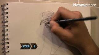 How to Draw Michael Jackson