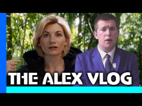 Jodie Whittaker is the 13th Doctor | THE ALEX VLOG