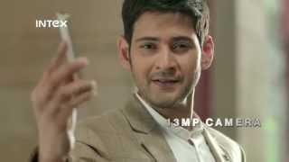 Intex Aqua Ace TV Commercial with Mahesh Babu