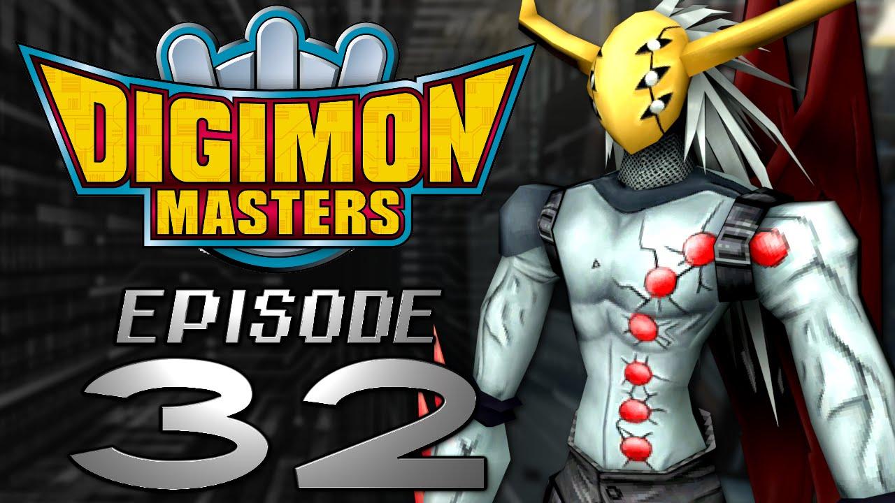 Digimon Masters Online...