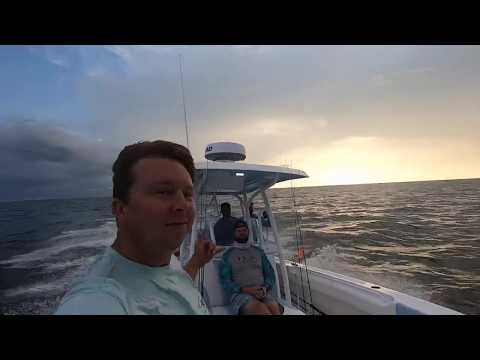 310 Twin Vee Go Fish Break In With A Cocodrie Red Snapper Trip
