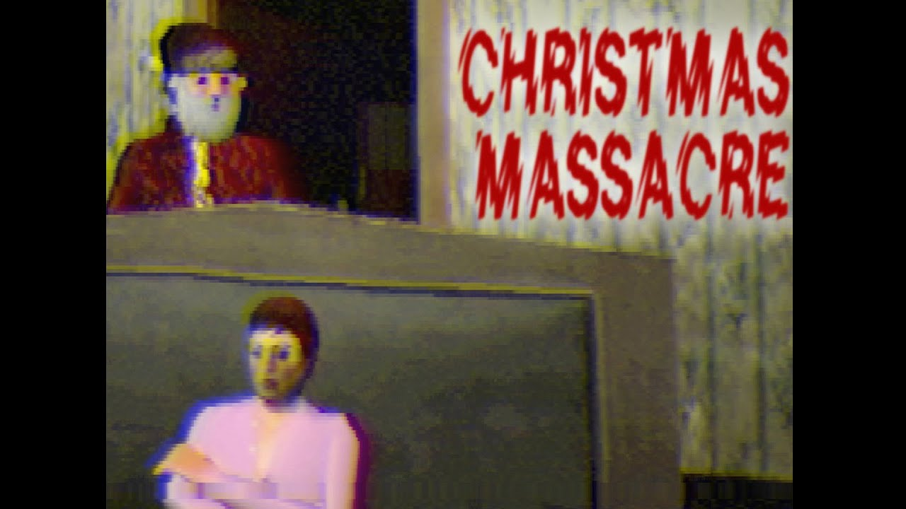 Christmas Massacre (2021) - Santa Slasher Simulator
