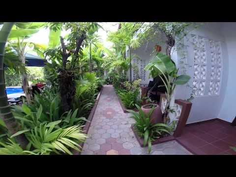 La Niche Boutique Hotel; Siem Reap, Cambodia