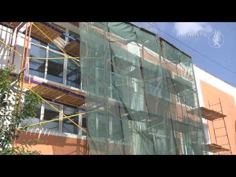 Телеканал Новий Чернігів: Реконструкція у 1-й школі   Телеканал Новий Чернігів