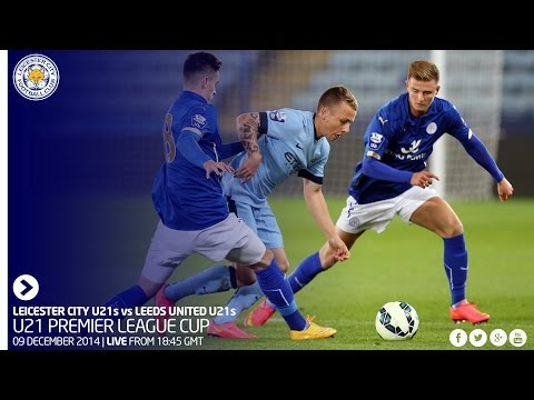 FULL MATCH: Leicester City U21s 1-2 Leeds United U21s