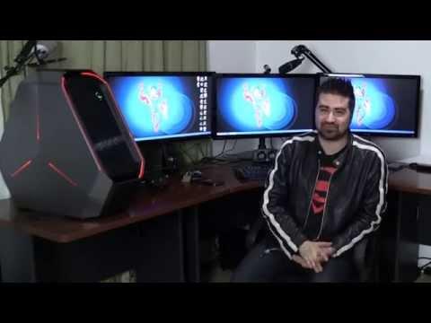 AJS Command Center - New System Spec's Vlog!