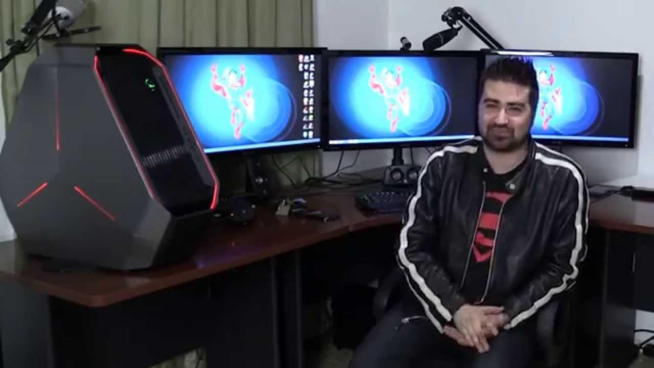 AJS Command Center  New System Specs Vlog  YouTube