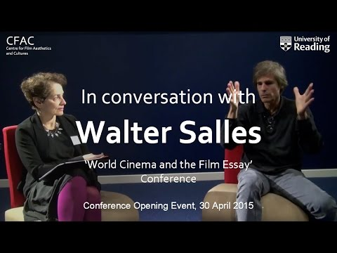 In Conversation with Director Walter Salles (Opening Conference Event)