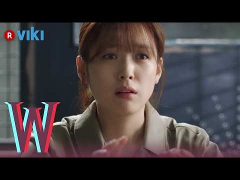 W - EP 7   Lee Jong Suk Gives Han Hyo Joo 4 Choices