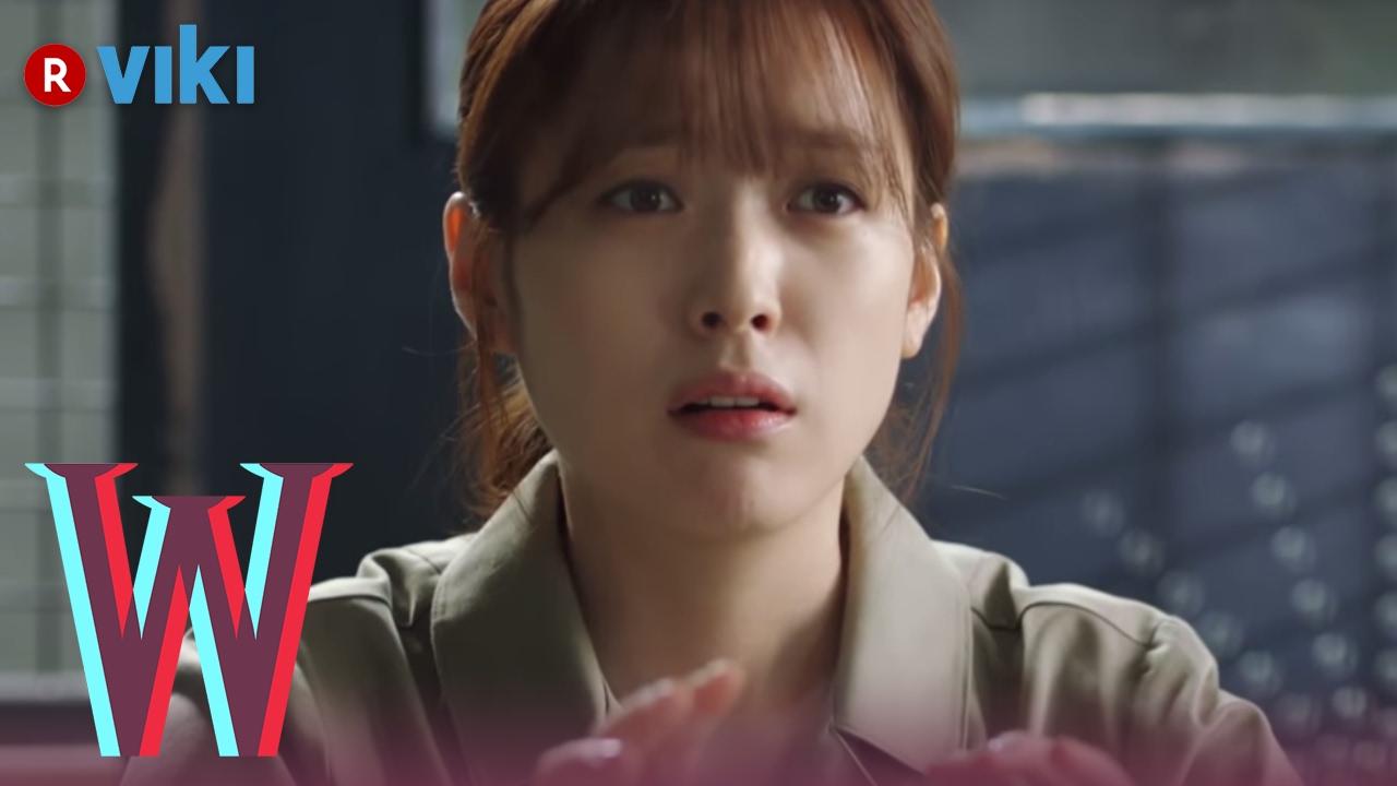 Download W - EP 7   Lee Jong Suk Gives Han Hyo Joo 4 Choices   Korean Drama