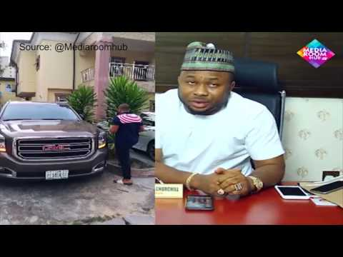 Tonto Dikeh's Husband, Oladunni Churchill, Responds to Allegations of Volence She Made | Pulse TV
