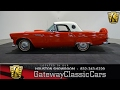 1956 Ford Thunderbird Gateway Classic Cars #635 Houston Showroom
