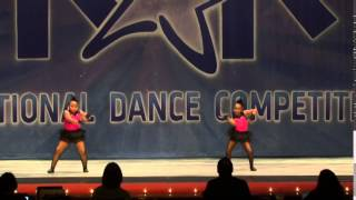 """Move"" Jazz Dance Duet"