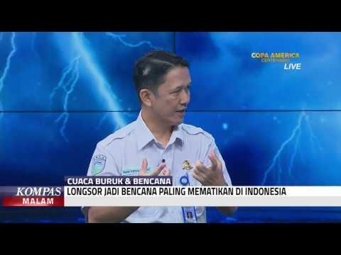 Contoh news item tentang bencana alam di indonesia