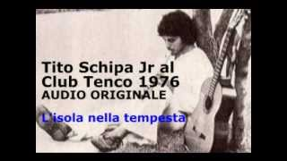 Tito Schipa Jr al Club Tenco 1976 - L