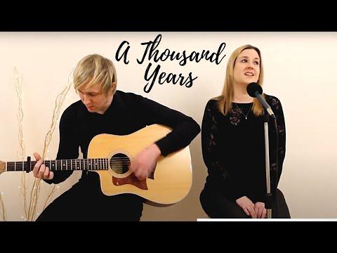 Christina Perri - A Thousand Years (Kodiak Avenue Cover)