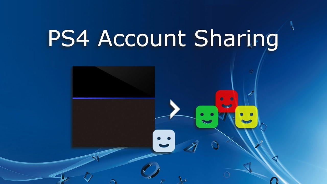 ps4 sharen gleichzeitig