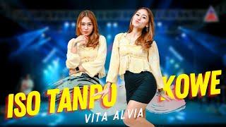 Vita Alvia - Iso Tanpo Kowe (Official Music Video ANEKA SAFARI)