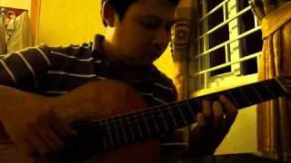 Kỷ niệm nào vội tan - Lê Hùng Phong - Guitar Solo