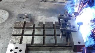 видео испытание петель в шахте лифта